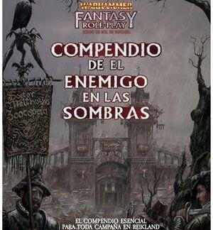 ugi games toys devir workshop warhammer fantasy juego rol español libro compendio el enemigo en las sombras