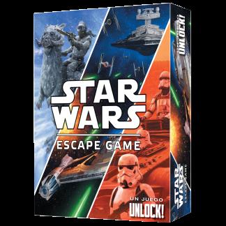 ugi games toys space cowboys star wars escape game juego mesa cartas español