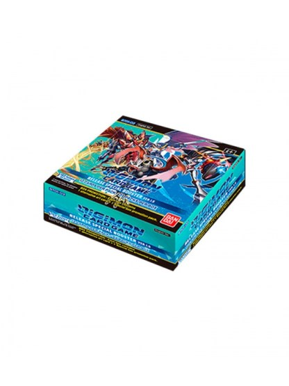 ugi games toys bandai digimon tcg english card game release special booster display