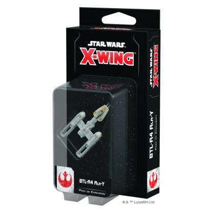 ugi games toys fantasy flight star wars x wing juego miniaturas español expansion btl a4 ala y