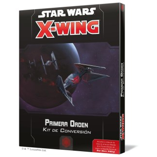 ugi games toys fantasy flight star wars x wing juego miniaturas español expansion primera orden kit conversion