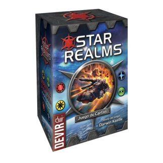 ugi games toys devir star realms juego mesa estrategia cartas español