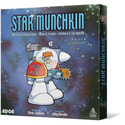 ugi games toys edge steve jackson star munchkin juego cartas español
