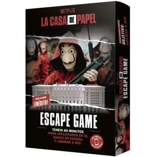 ugi games toys larose industries la casa de papel escape juego mesa español