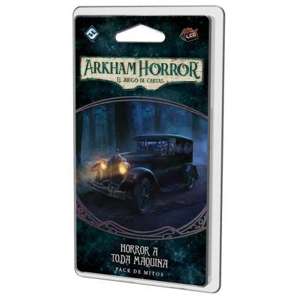 ugi games toys fantasy flight arkham horror lcg juego cartas español pack horror maquina