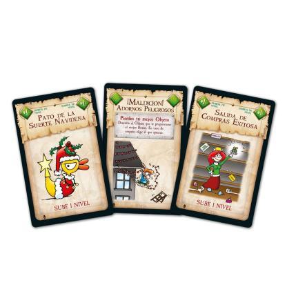 ugi games toys edge entertainment munchkin navidades light juego mesa cartas español