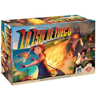 ugi games toys zygomatic isla fuego maldicion vul-kar juego mesa español