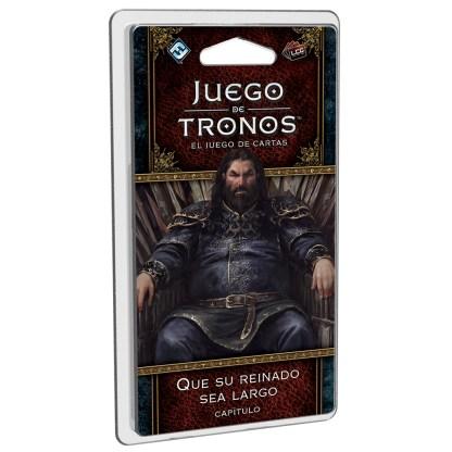 ugi games toys fantasy flight juego tronos lcg juego cartas español capitulo que su reinado sea largo