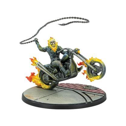 ugi games toys atomic mass marvel crisis protocol english miniature ghost rider