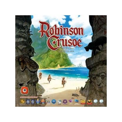 ugi games toys portal robinson crusoe adventures cursed island english board game