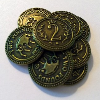 ugi games toys scythe 15 monedas metalicas juego mesa