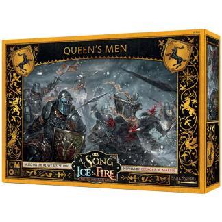 ugi games toys cmon limited cancion hielo fuego song fire ice miniatures queen´s men hombres reina