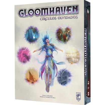 ugi games toys cephalofair gloomhaven juego mesa español expansion circulos olvidados