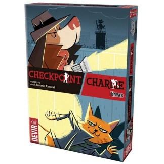 ugi games toys devir checkpoint charlie juego mesa cartas español