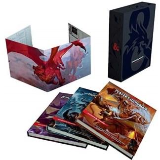 ugi games toys wizards coast devir dungeons dragons d&d libros rol español set reglamentos basicos