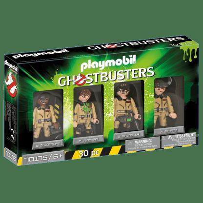 ugi games toys playmobil 70175 ghostbusters set figuras