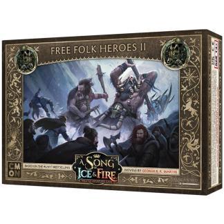 ugi games toys cmon limited cancion hielo fuego song fire ice miniaturas free folk heroes pueblo libre ii