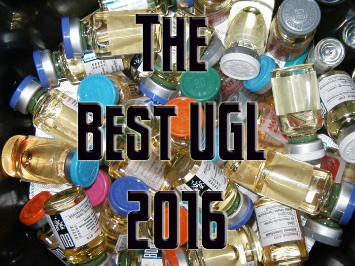 The Most Popular UGL 2018 – UGLNEWSLETTER