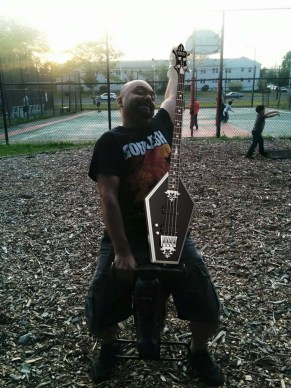 me at park