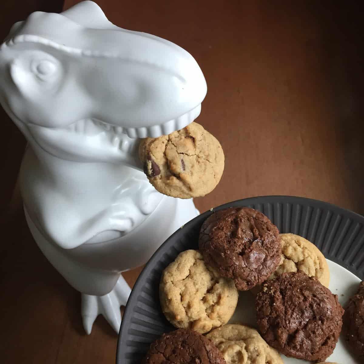 Bite-sized cookies: reddit baking challenge (wk 5)