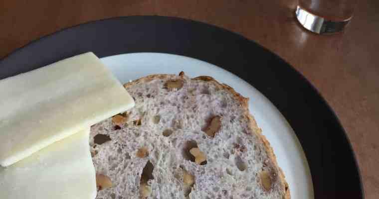 Cheater Sourdough Discard Bread