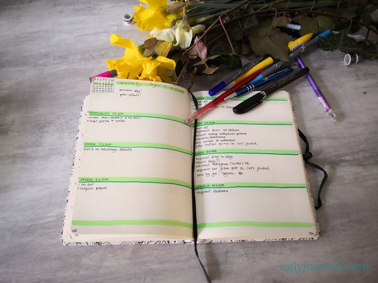 10 must have pages for your bullet journal 3 - uglyjournal.com