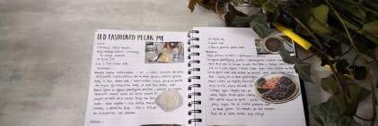 HOW TO KEEP A RECIPE JOURNAL