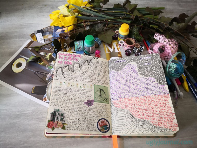 Want to start journaling but dont know how 2 - uglyjournal.com