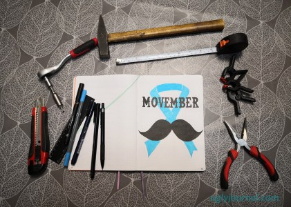 IDEAS FOR NOVEMBER MONTHLY COVER PAGE