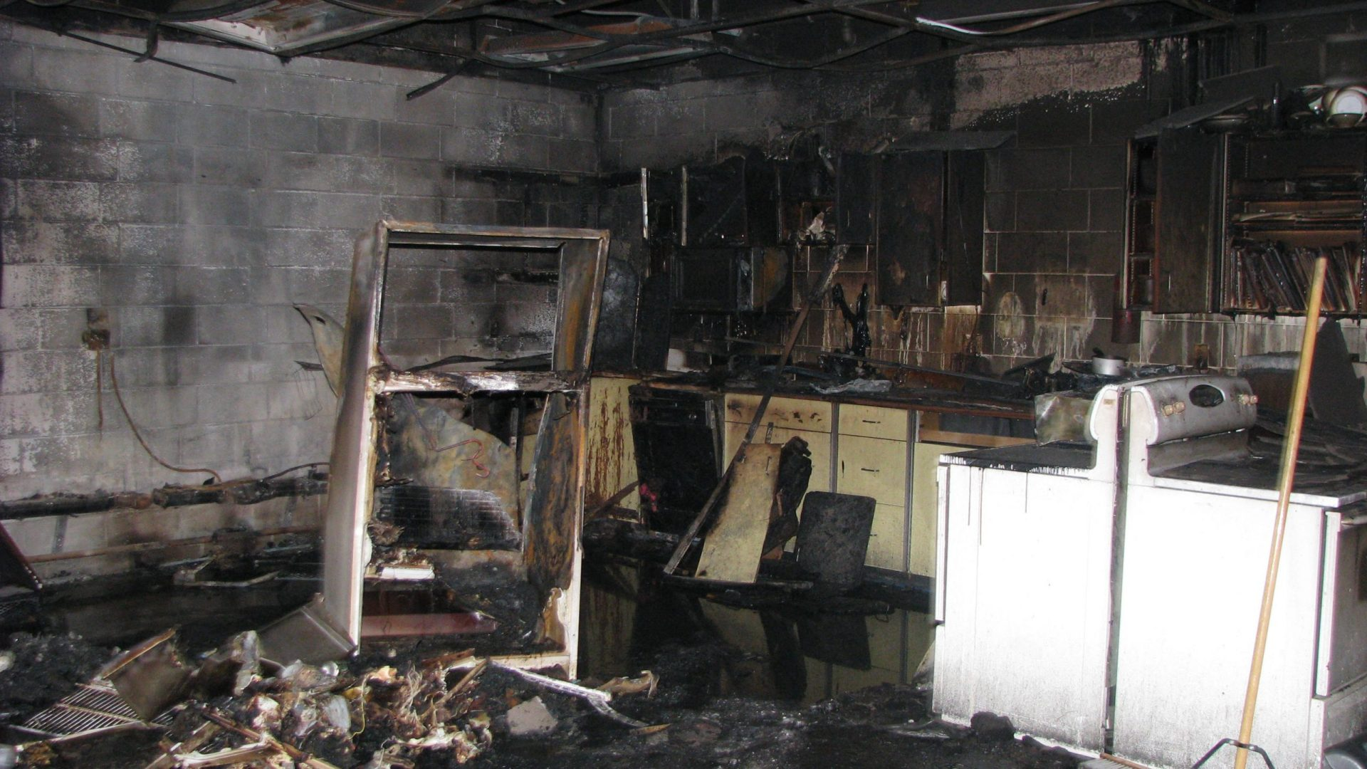 Large Loss Fire Damage