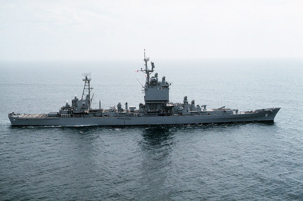 USS Long Beach (updated-ish) (3/6)