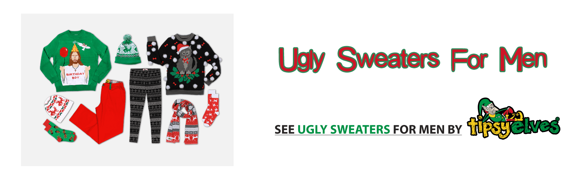ugly sweaters for men