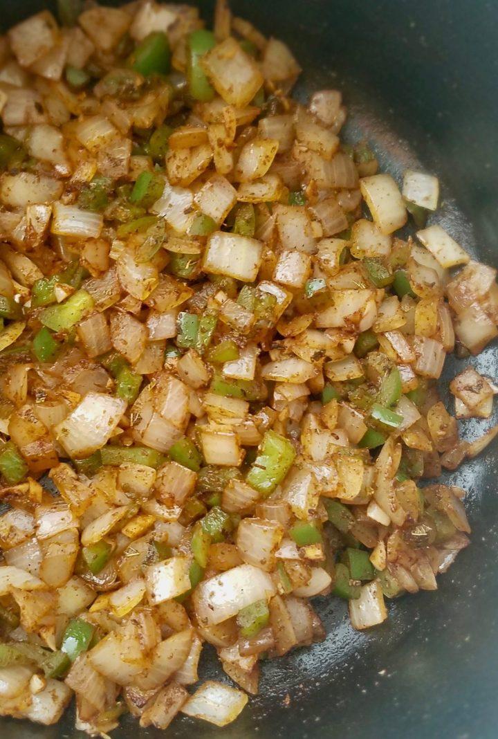 Tex Mex Vegan Casserole Recipe