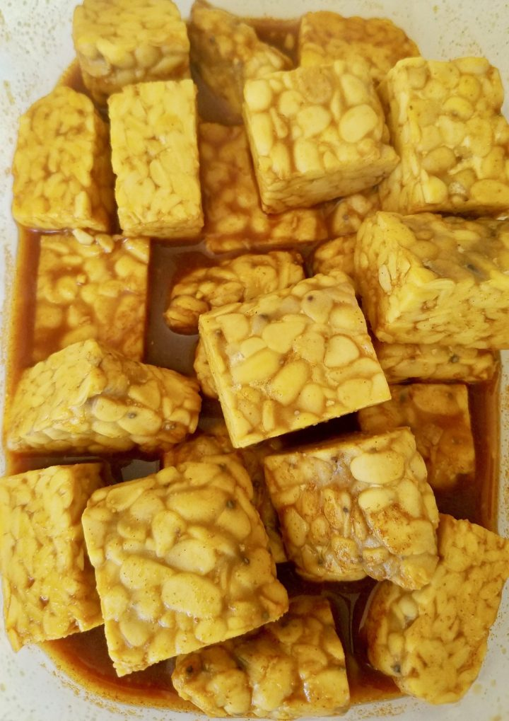 How to Marinade Tempeh