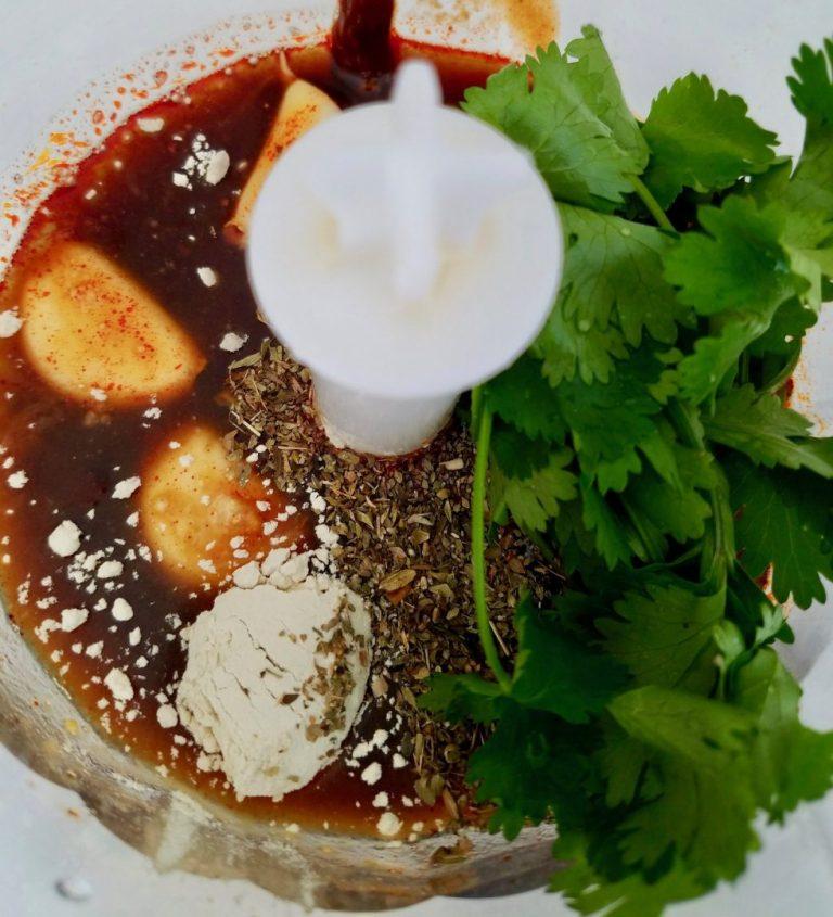 How to Make Vegan Kebabs