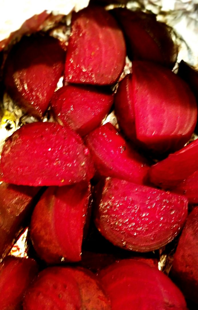 Grilled Beetroot Recipe