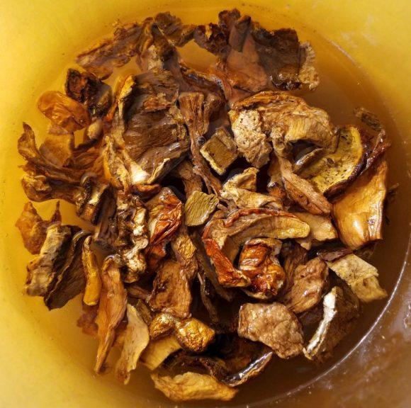 Porcini Mushroom and Lentil Loaf Recipe