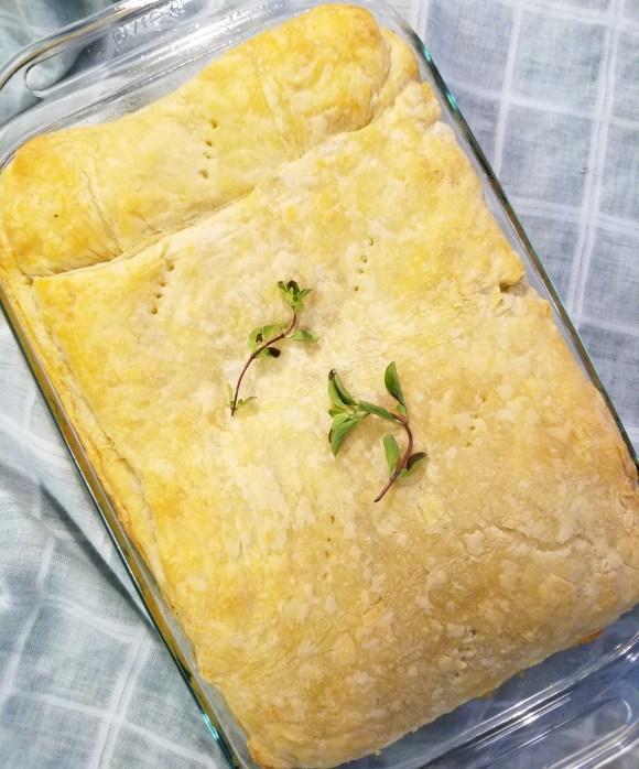 Vegan Greek Spinach Pie Recipe