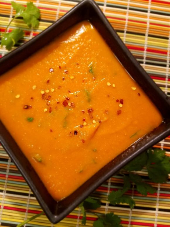 Carrot Soup Recipe No Dairy