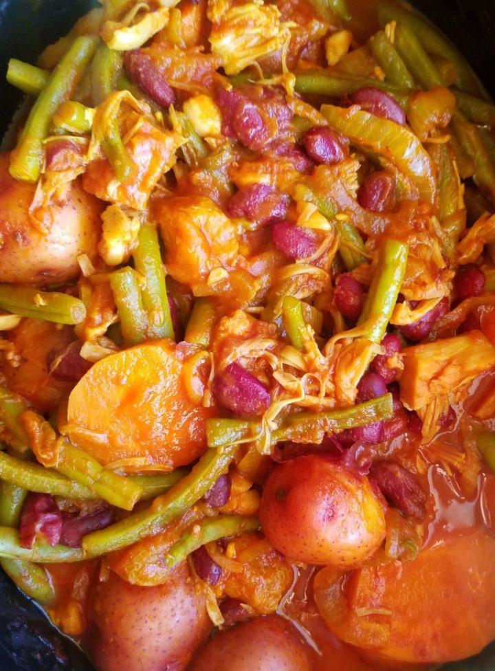 Vegan Persian Stew Recipe