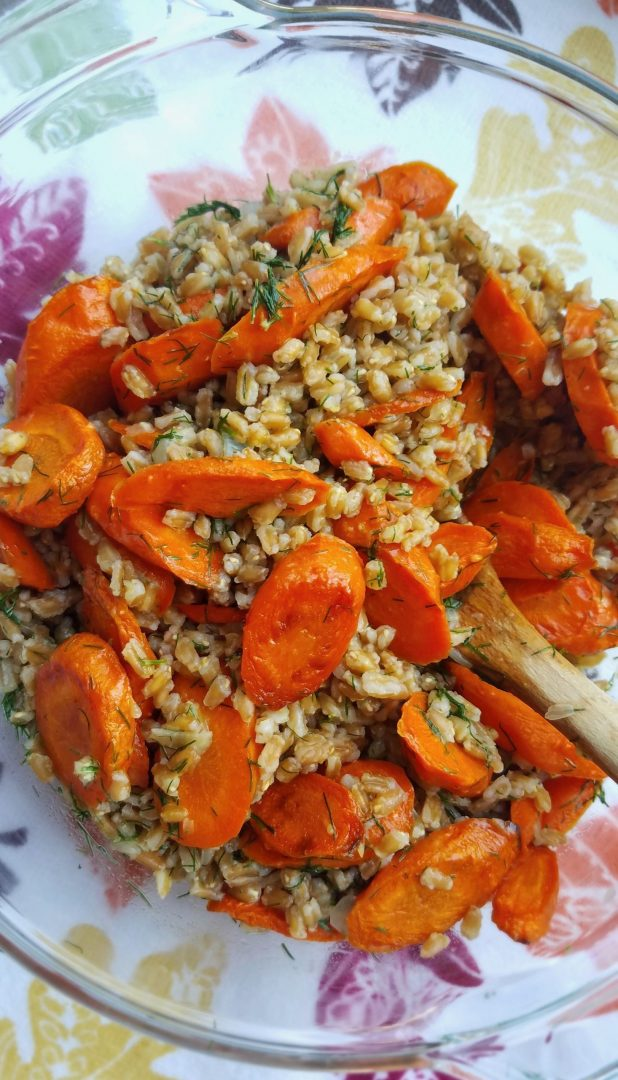 Vegan Carrot Side Dish Recipes
