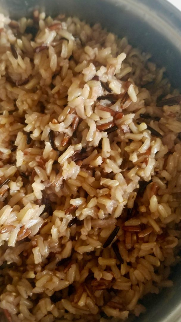 Vegan Wild Rice Recipes