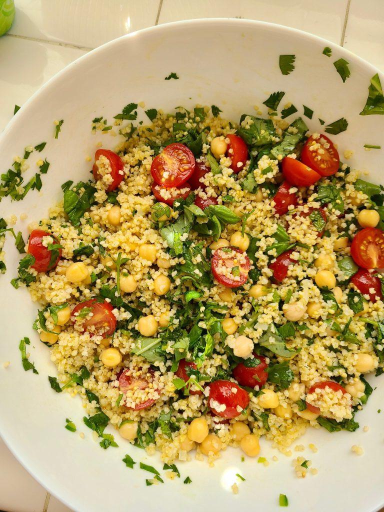 Grain and Pulse Salad Recipes