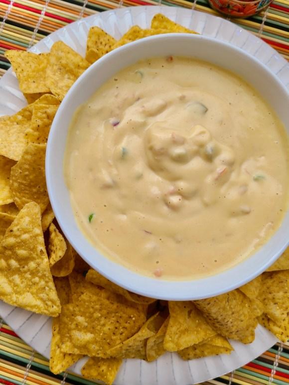 Vegan Rotel Queso Dip Recipe
