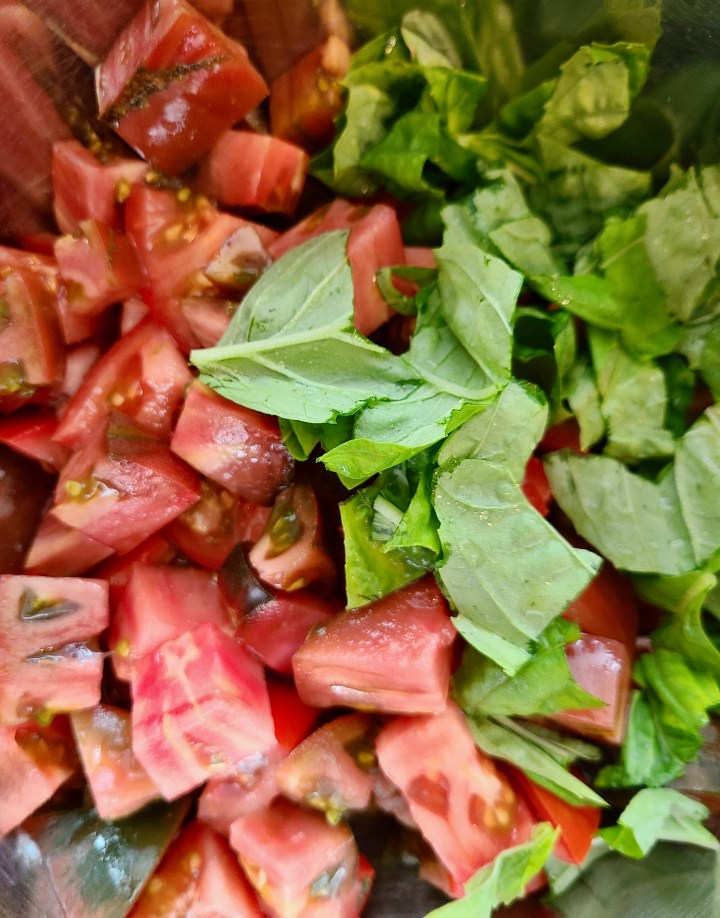Vegan Heirloom Tomato Recipe