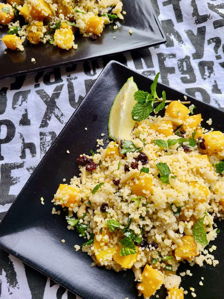 Couscous Salad without Feta