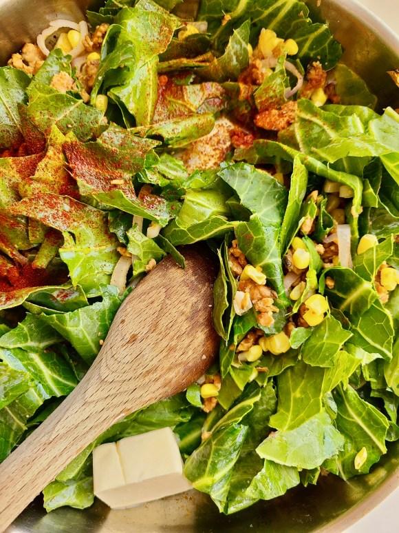 Gnocchi Corn Recipe Vegan