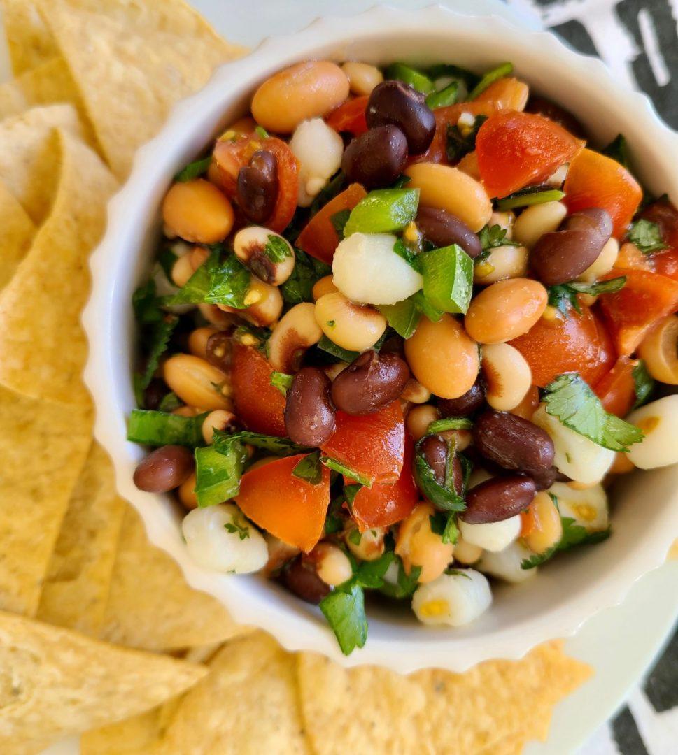 Cowboy Caviar Recipe Vegan