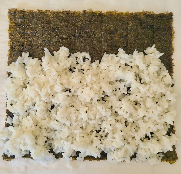 How to Make Plant Based Sushi