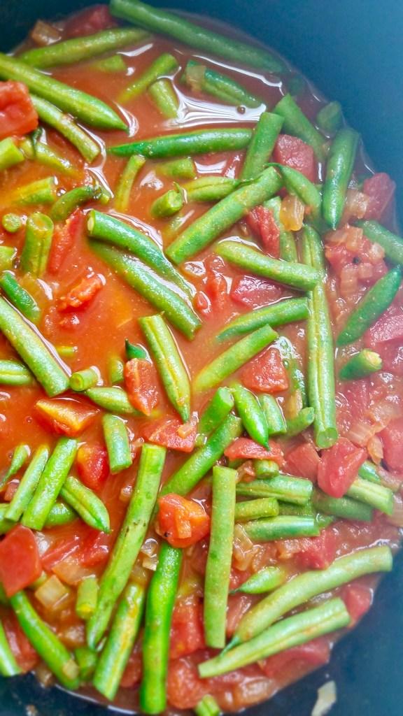 Vegan Green Beans Recipe Thanksgiving